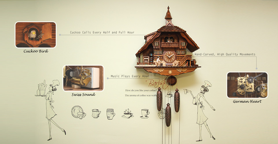 About Cuckoo Clock